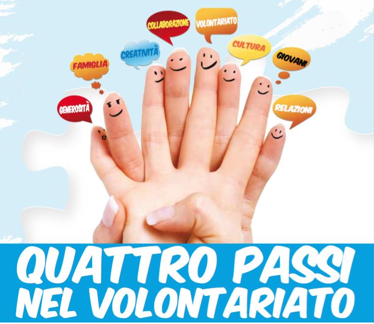 Quattro passi nel Volontariato